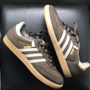 Adidas Samba, Color Army Green
